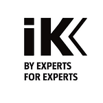 IK Sprayers by Experts for Experts Logo