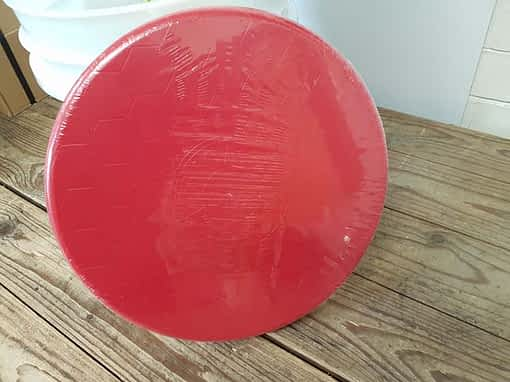 Chemical Guys Bucket Lid Red - New Style