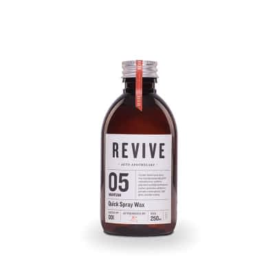 Revive Auto Apothecary - 05 Maintain - Quick Spray Wax 250ml