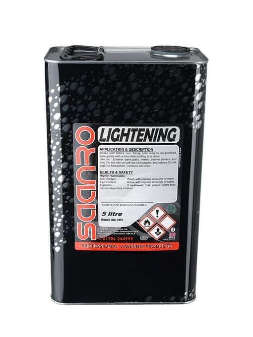 Saanro Lightening Wax 5 Litres