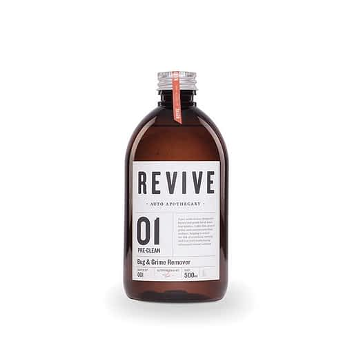 Revive Auto Apothecary - 01 Pre-Clean - Bug & Grime Remover 500ml