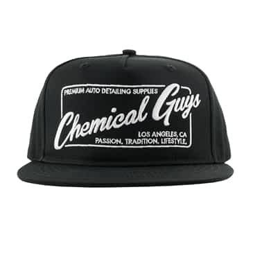Chemical Guys Snapback Style Hat