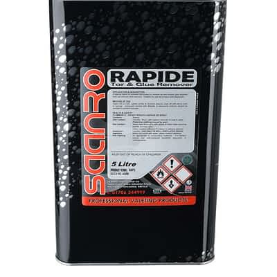 Saanro Rapide Tar & Glue Remover 5 Litres