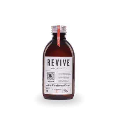 Revive Auto Apothecary - INT Interior - Leather Conditioner Cream 250ml