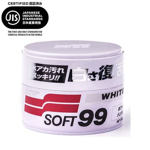 Soft99 Soft White Wax 350g