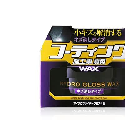 Soft99 Hydro Gloss Wax Scratch Removal Type 150g
