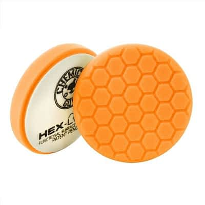 Chemical Guys Buf Hex Polishing Pad Orange 4""