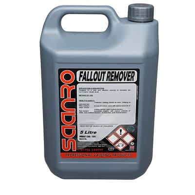 Saanro Fallout Remover 5 Litres