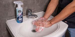 Chemical Guys OnHand Antibacterial Hand Sanitising Soap 16oz