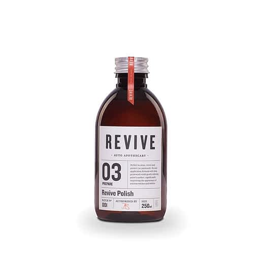 Revive Auto Apothecary - 04 Finish & Protect - Revive Polish 250ml
