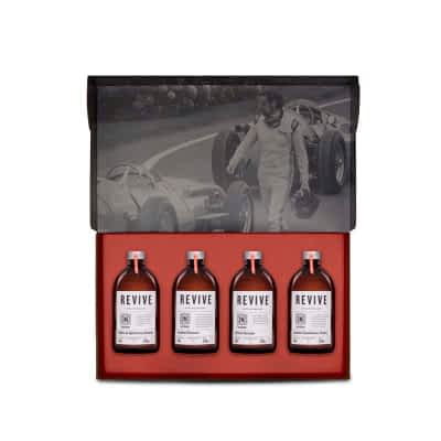 Revive Auto Apothecary - INT Interior - Interior Kit 4x 250ml