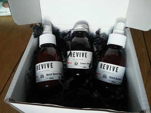 Revive Auto Apothecary - KT Sample Box - 3x 100ml