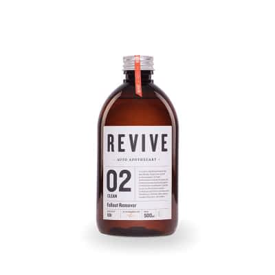 Revive Auto Apothecary - 02 Clean - Fallout Remover 500ml
