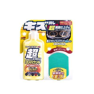 Soft99 Micro Liquid Compound Dark & Metallic 250ml