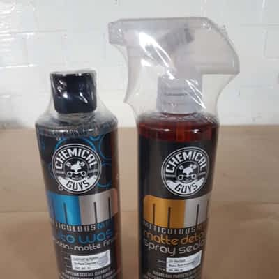 Chemical Guys Matte Finish Paint Kit - SlickShifts Detailing Store