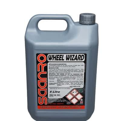 Saanro Wheel Wizard Wheel Cleaner 5 Litres