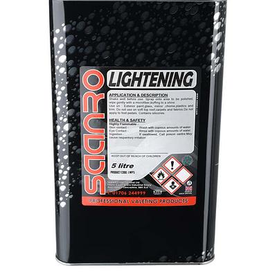 Saanro Lightening Wax 5 Litres