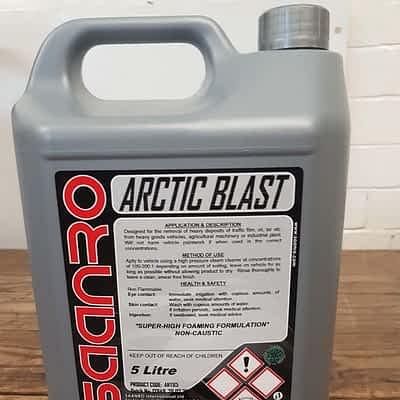 Saanro Arctic Blast Snow Foam / TFR 5 Litres