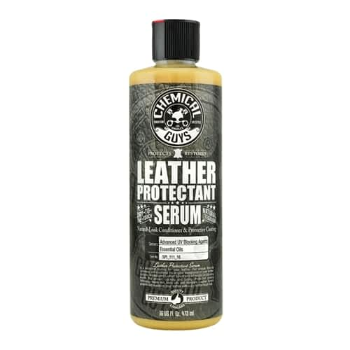 Chemical Guys Leather Protectant Dry-to-the-Touch Serum - SlickShifts