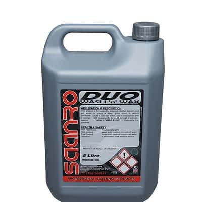 Saanro DUO Wash n Wax 5 Litres